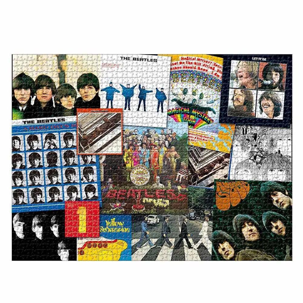 Quebra-Cabeça The Beatles 2000 peças - Estrela