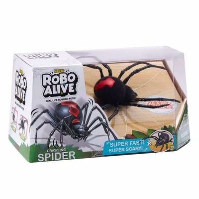 Robo Alive - Aranha - Candide