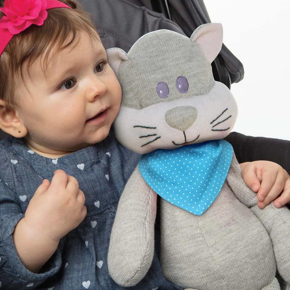 Soft & Friends Miau Estrela Baby - Estrela