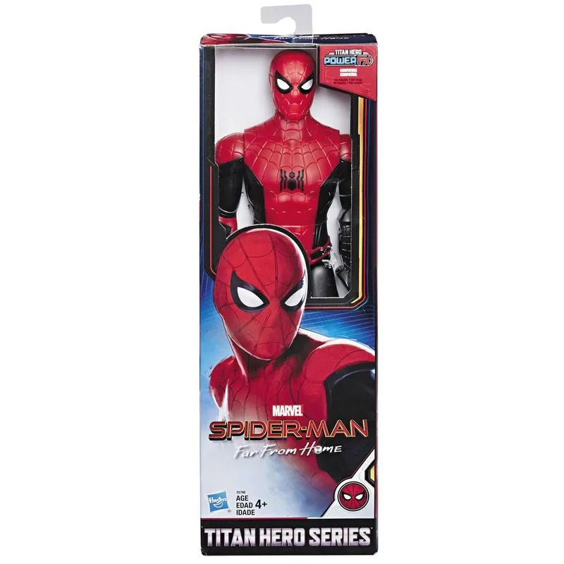 Homem Aranha - 30 cm - Longe de Casa  - Spider-Man - Hasbro