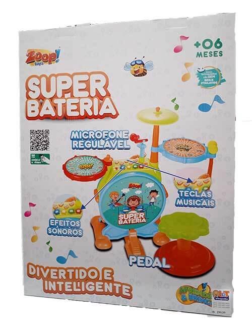 Super Bateria - Zoop Toys