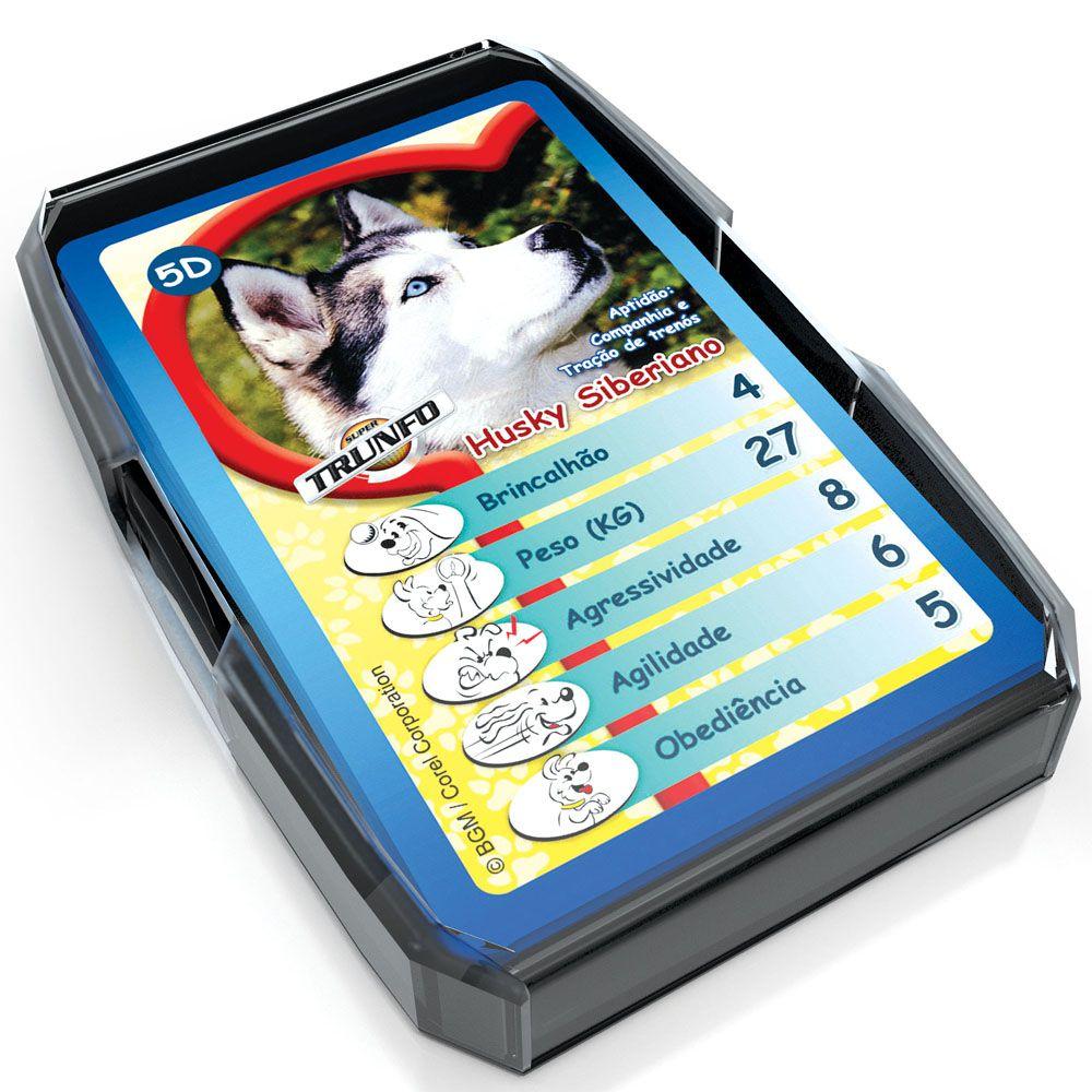 Super Trunfo - Cães de Raça 1 - Grow