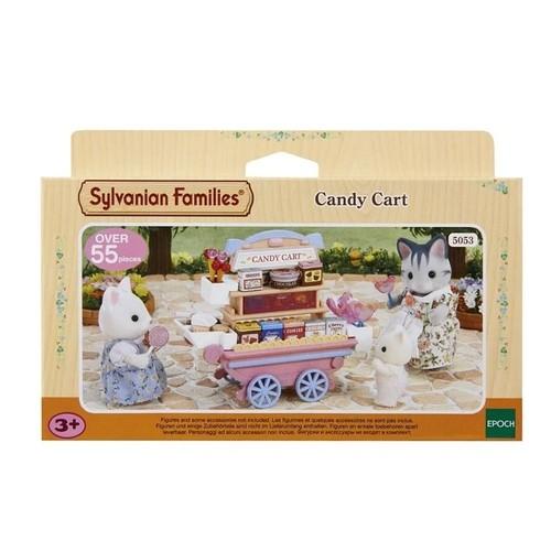 Sylvanian Families - Carrinho de doces - Epoch