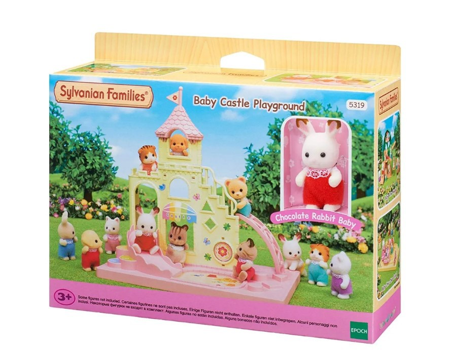 Sylvanian Families - Playground do Castelo - Epoch