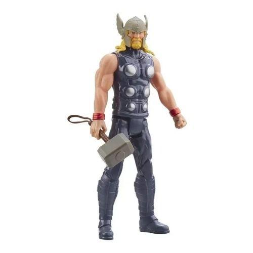 Boneco Thor - 30 cm - Vingadores - Gear Blast - Hasbro