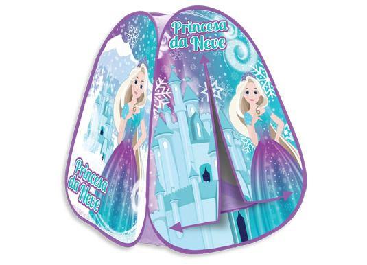 Toca Princesa de Neve - Braskit