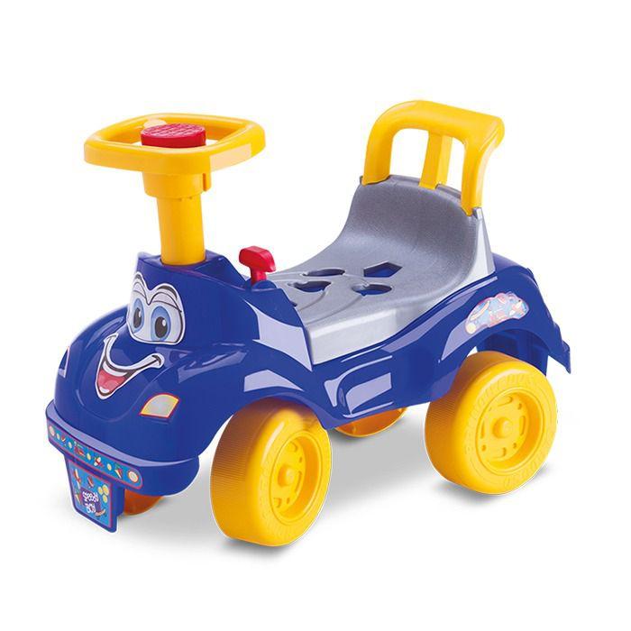 Totokinha Azul - Primeiros Passos -  Cardoso Brinquedos
