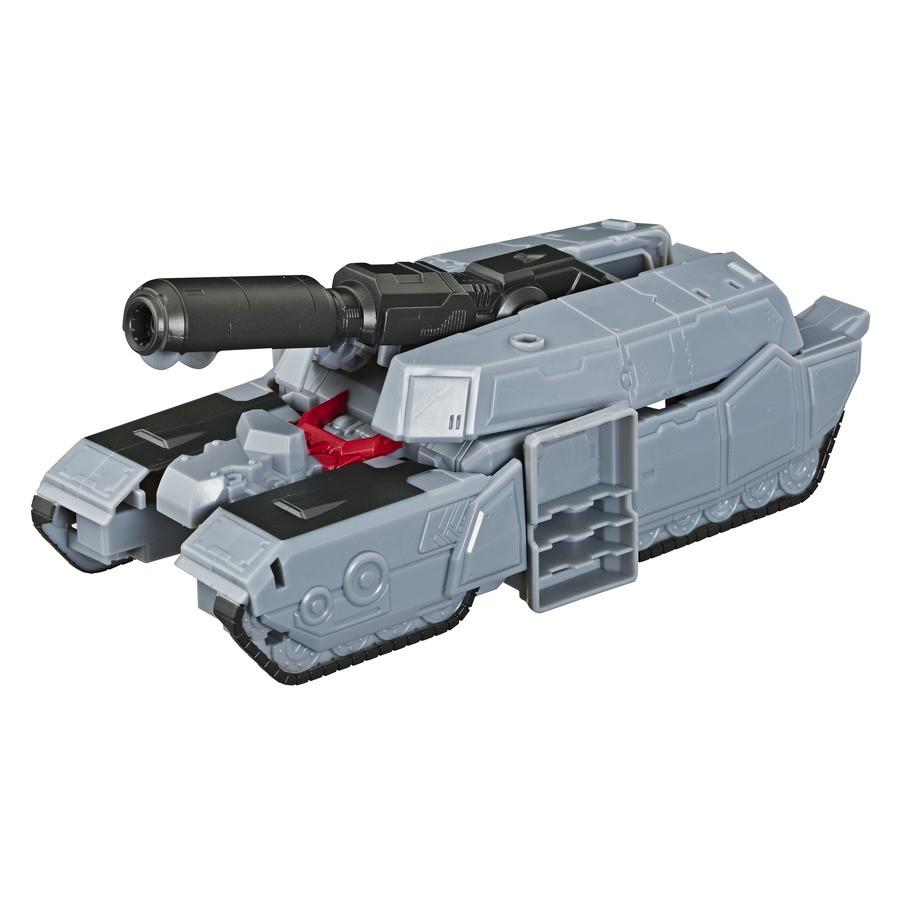 Transformers Megatron - Mega Mighties - Articulado - Hasbro