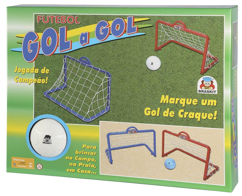 Trave de Futebol - Gol a Gol - Braskit