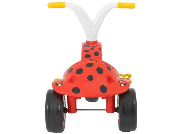 Triciclo Infantil - Velotrol - Joaninha - Xalingo