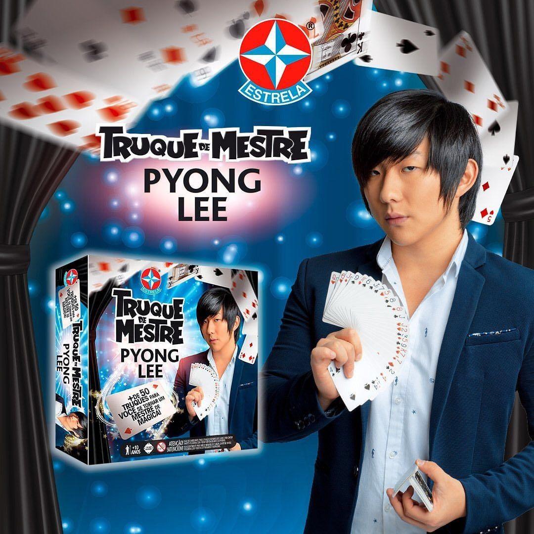 Truque de Mestre - Pyong Lee - Estrela