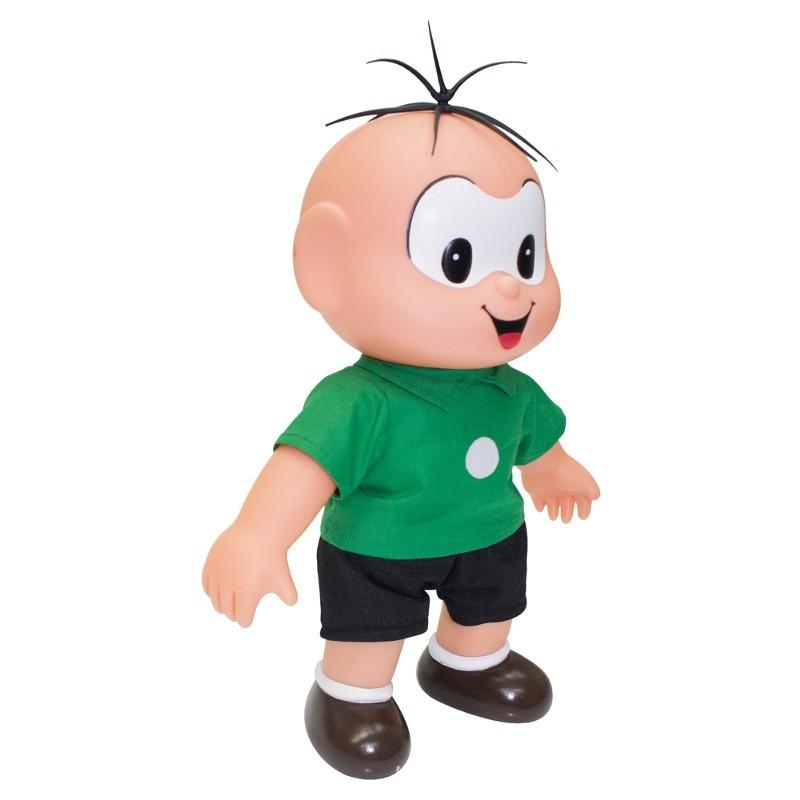 Turma da Mônica - Cebolinha - 36cm - Baby Brink