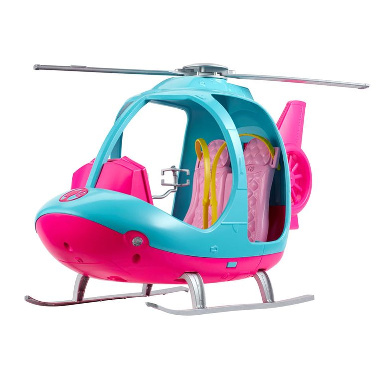 Barbie - Helicóptero da Barbie - Mattel