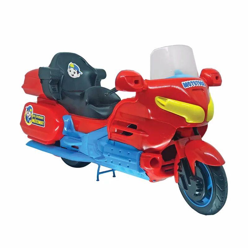 Veículo Roda Livre - Mototoca - Luccas Neto - Candide