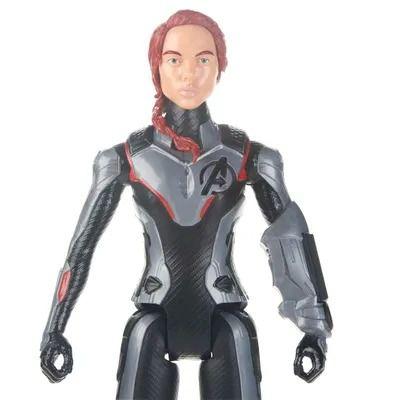 Viúva Negra - 30 cm - Vingadores Ultimato - Power FX - Hasbro
