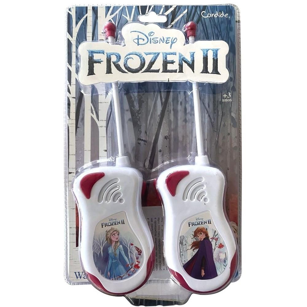 Walkie Talkie - Frozen 2 - Candide
