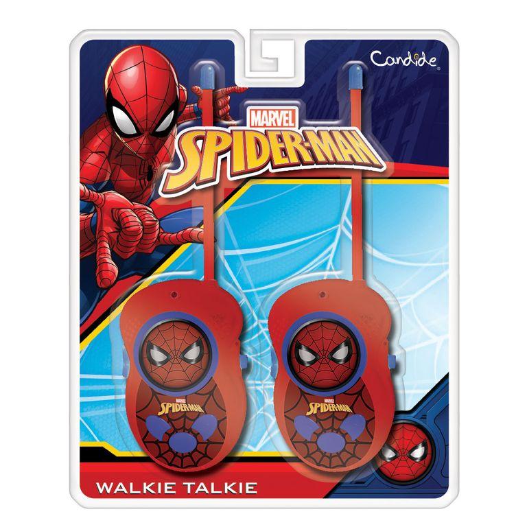 Walkie Talkie - Homem Aranha - Candide