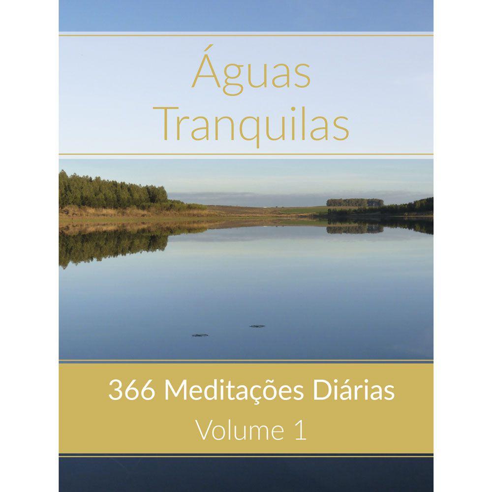 ÁGUAS TRANQUILAS VOL 1