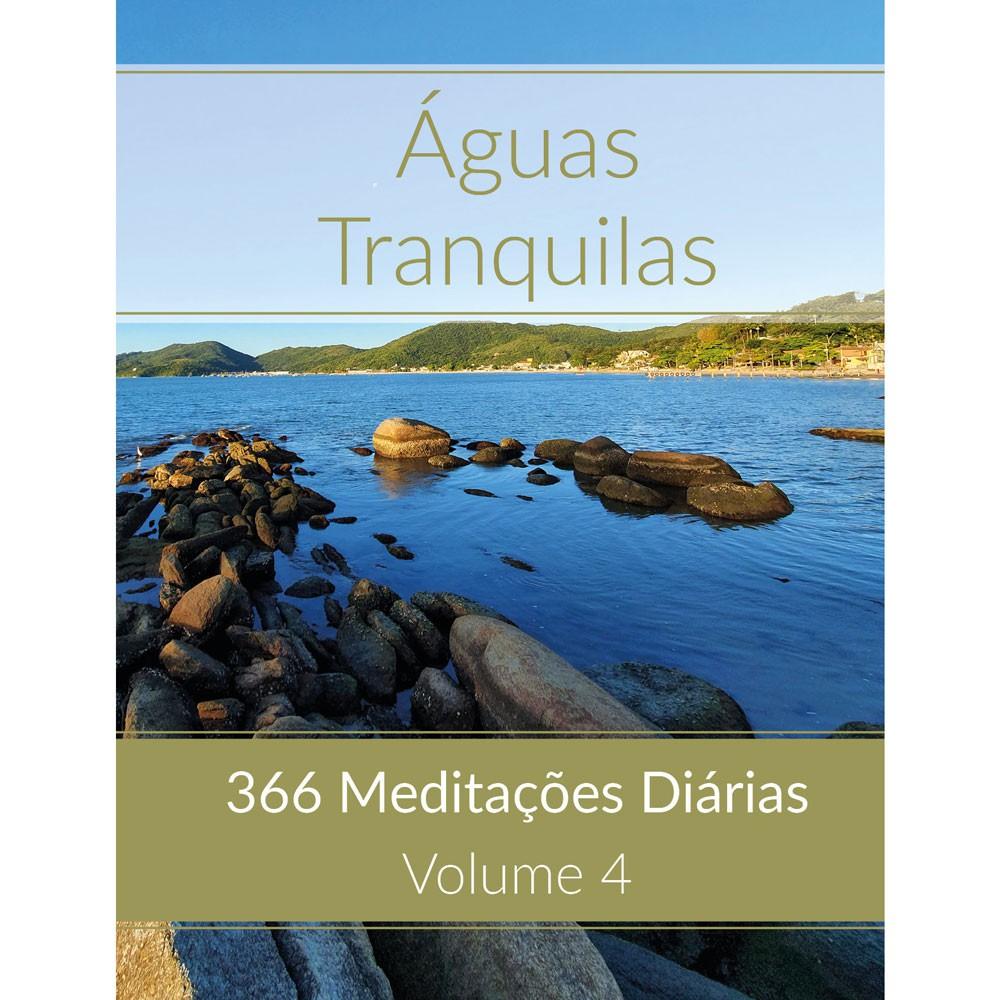 ÁGUAS TRANQUILAS VOL 4
