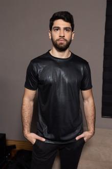 Camiseta Acetinada