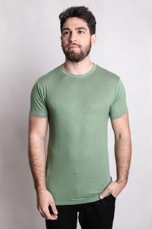 Camiseta de Linho Footloose Verde