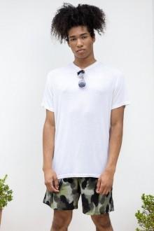 Camiseta Viscolinho Básica