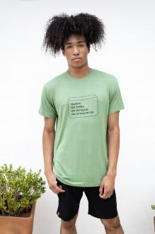 """Camiseta Viscolinho """"Que Saudade!"""""""