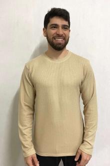 Suéter Bege George Michael