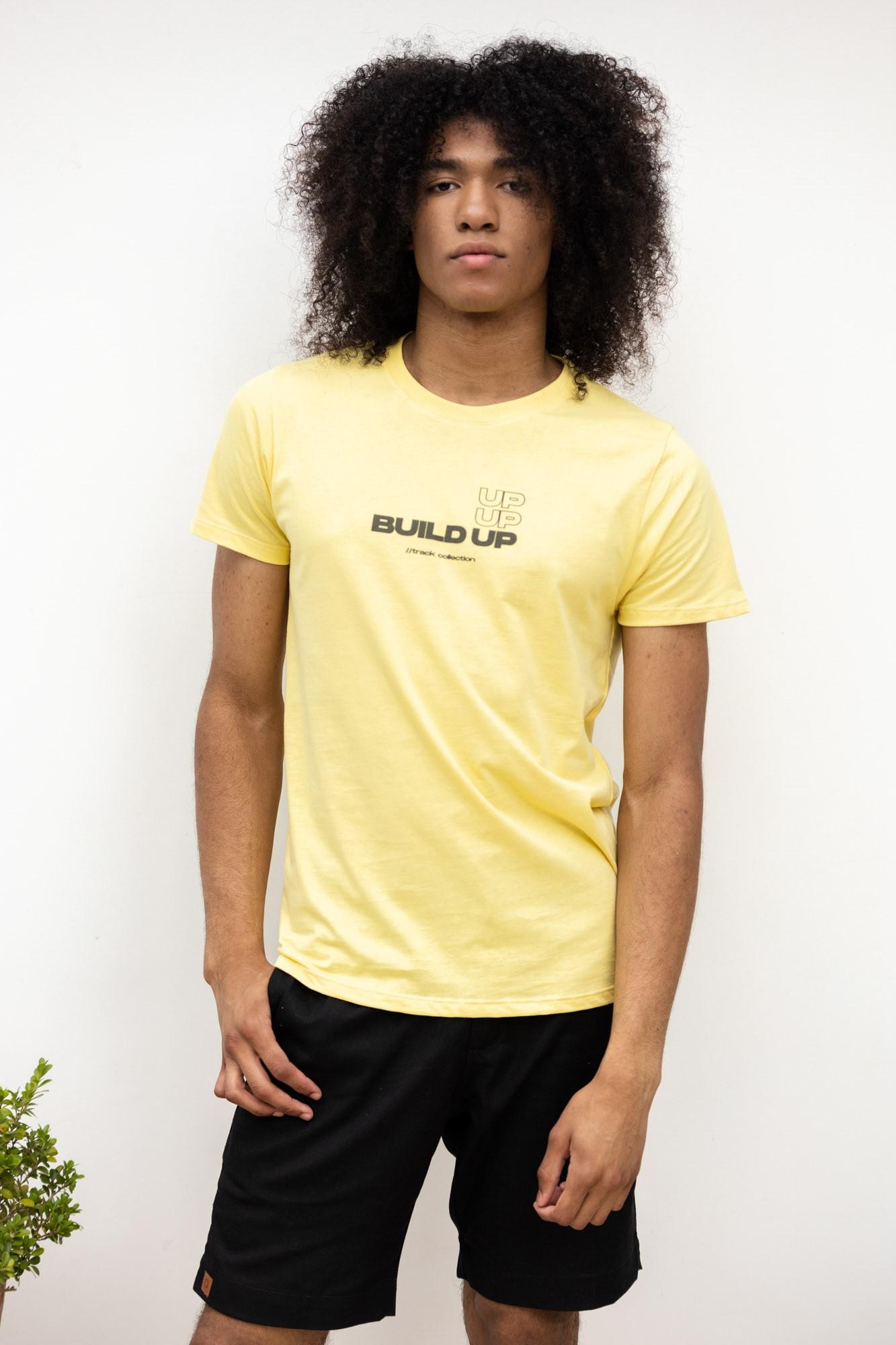 Camiseta Build Up