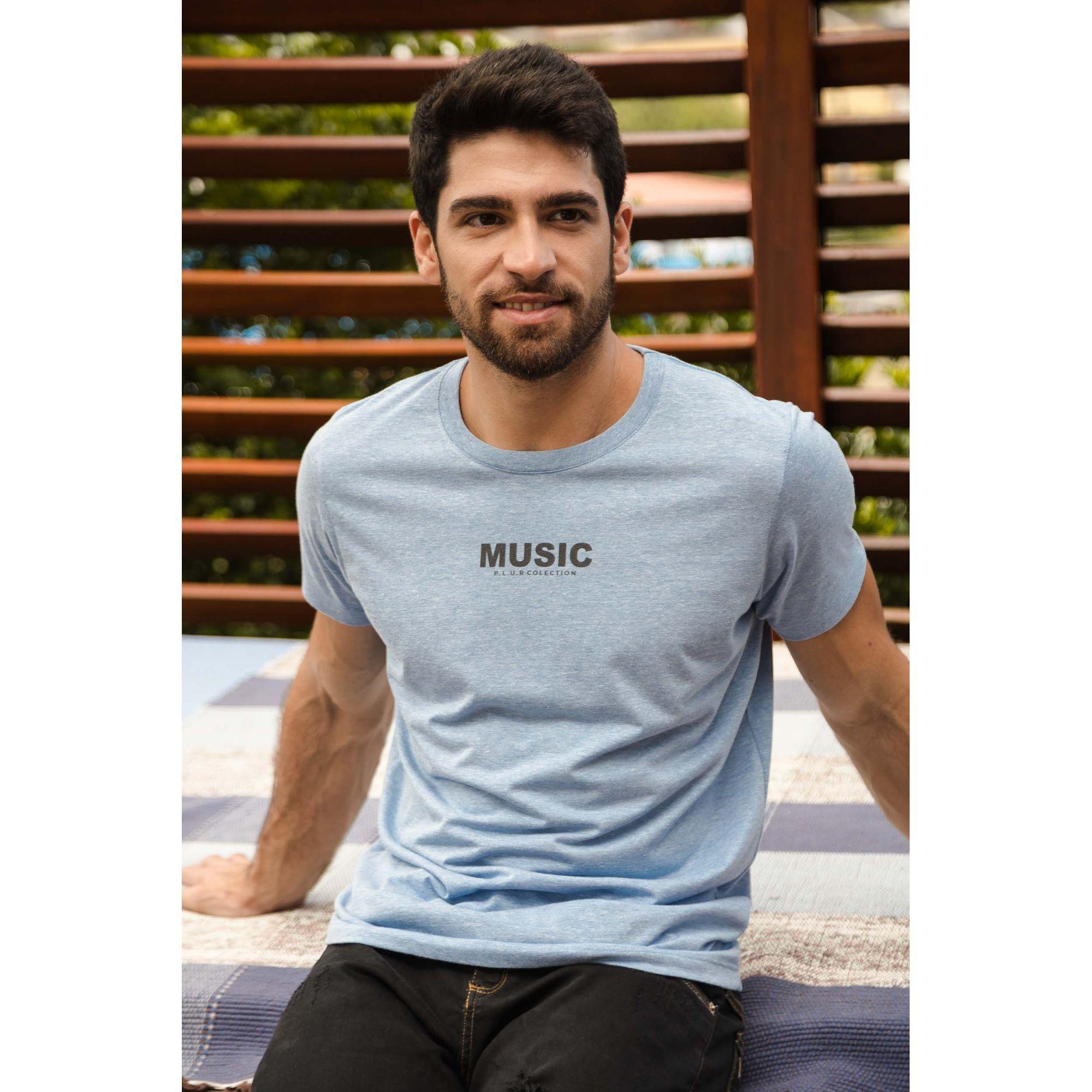 Camiseta PLUR Music