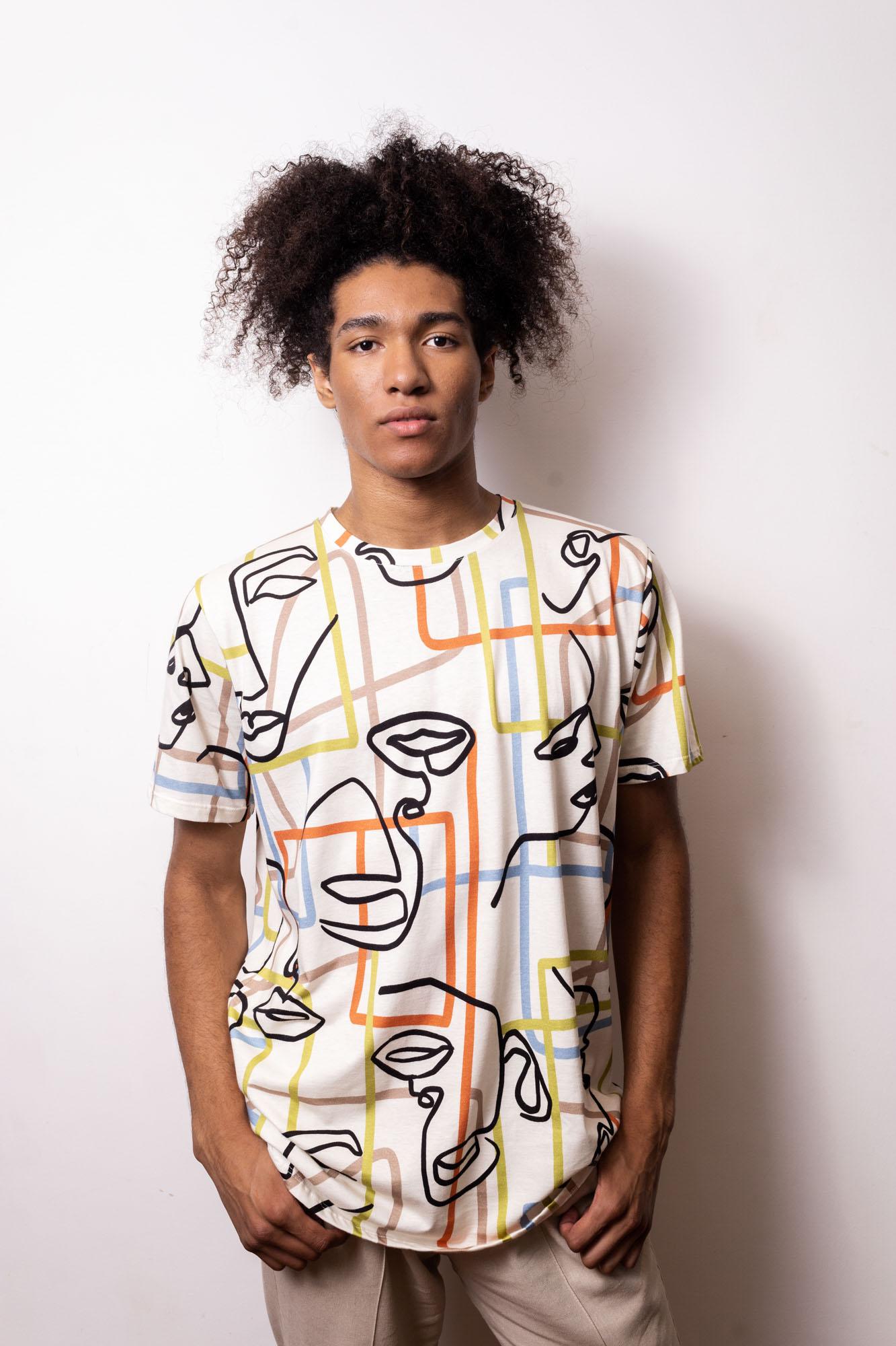 Camiseta Romário Brito