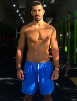 Bermuda Workout 2.0 Azul