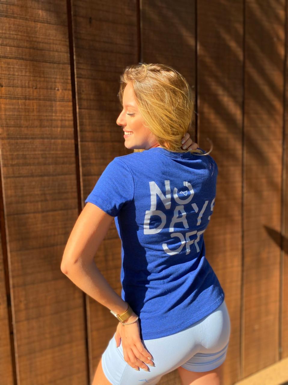 Babylook  No Days Off Azul