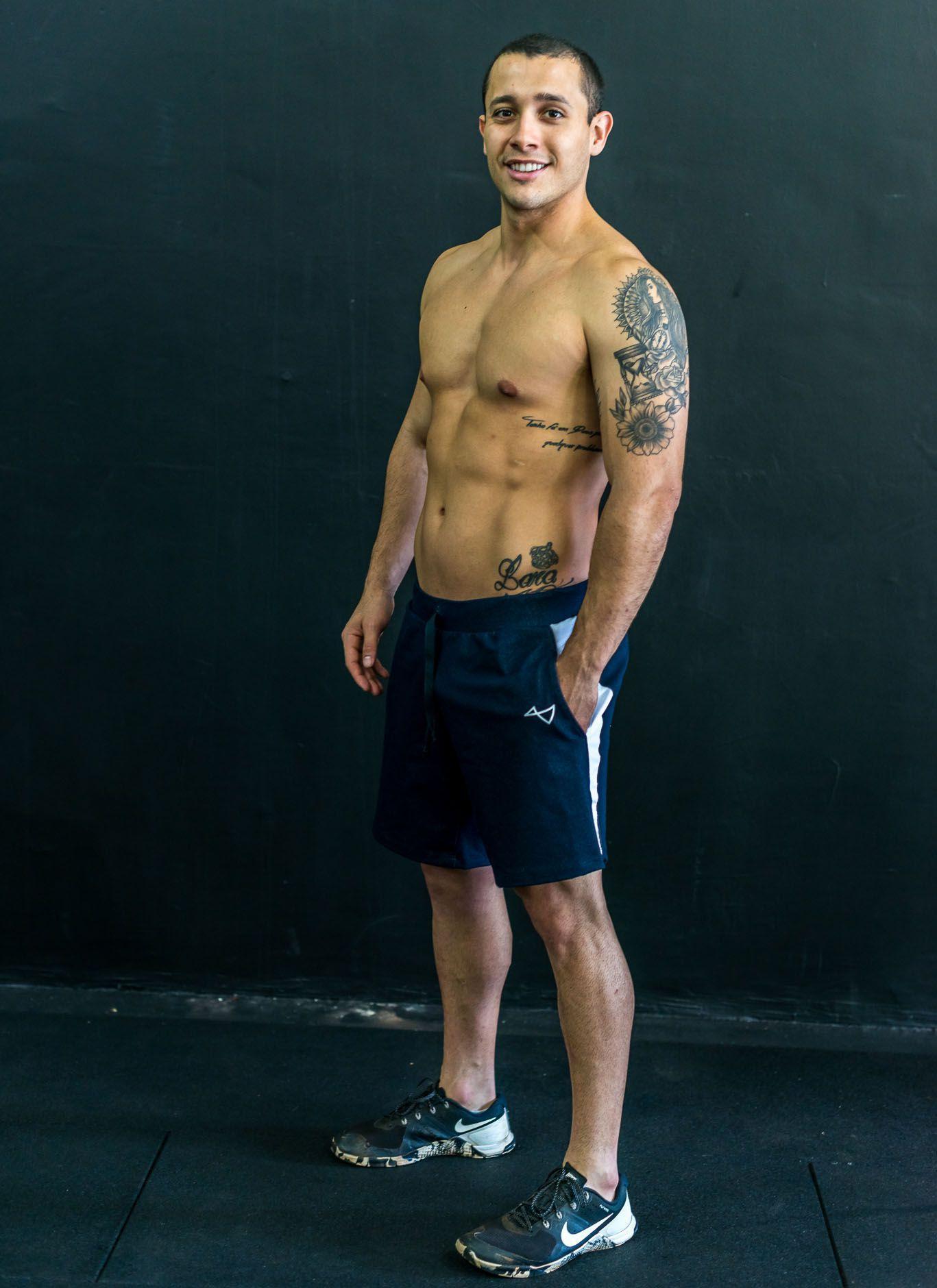 Bermuda Workout Jeans