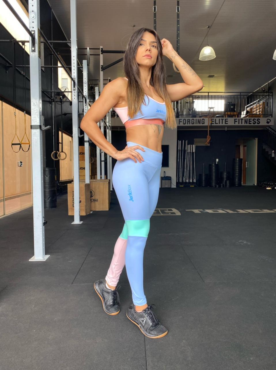 Calça Legging Training Barbie