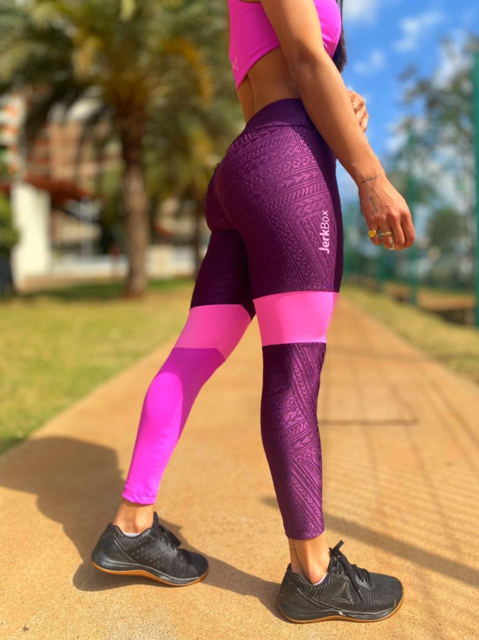 Calça Legging Training Ametista