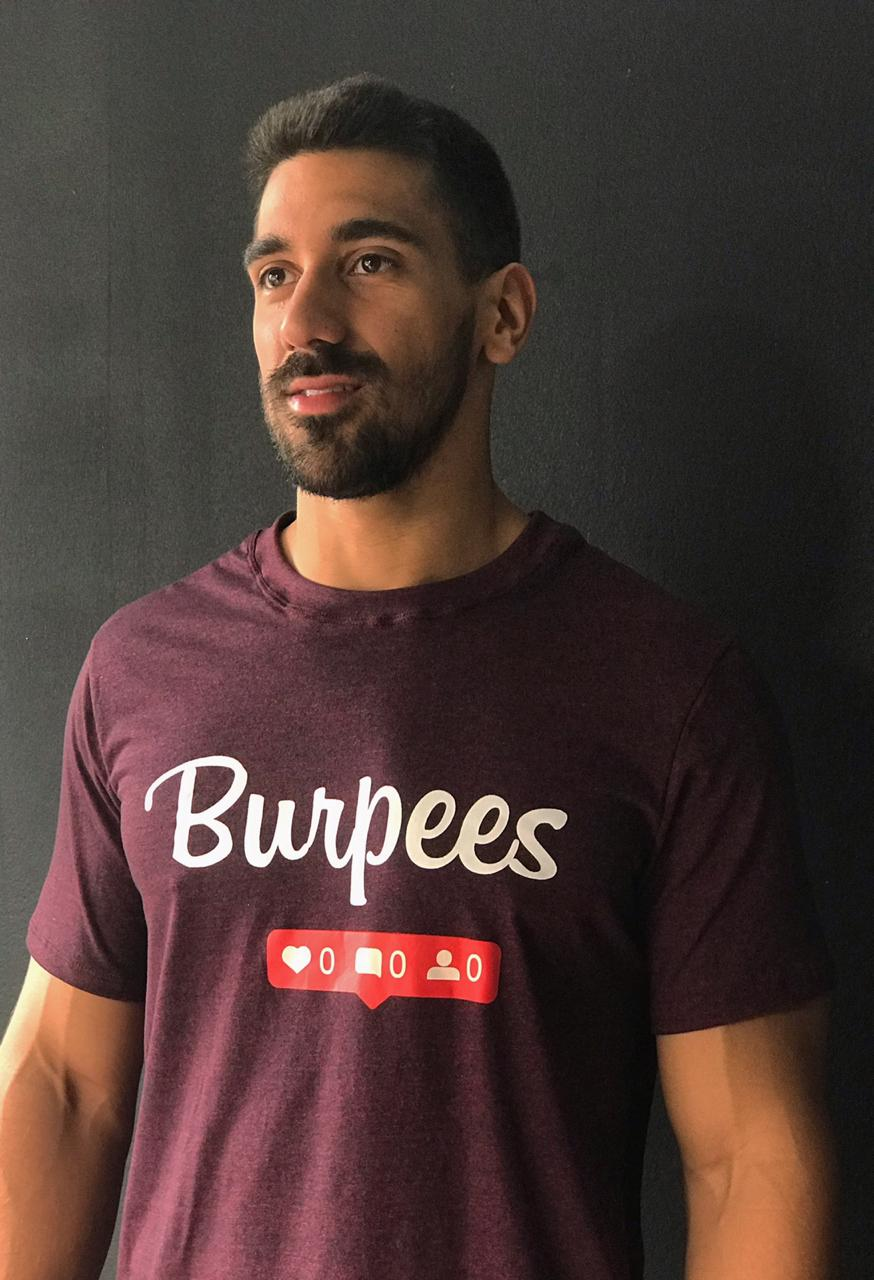 Camiseta Burpees
