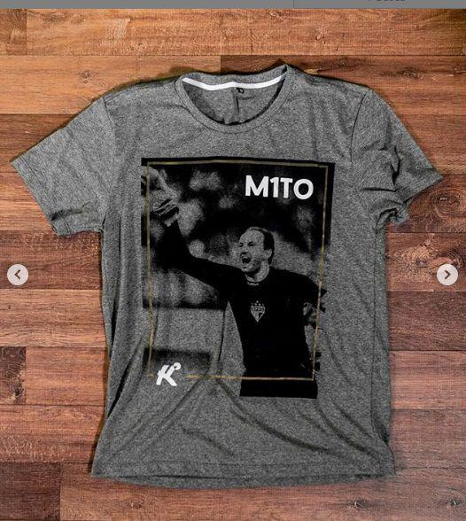 Camiseta Ceni Mito