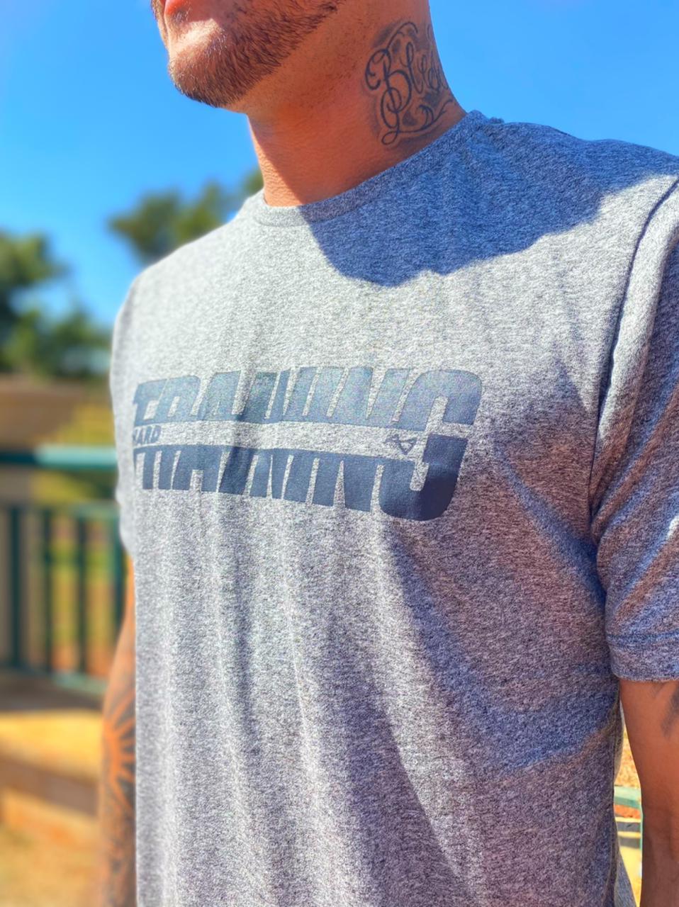 Camiseta Hard Training Mescla
