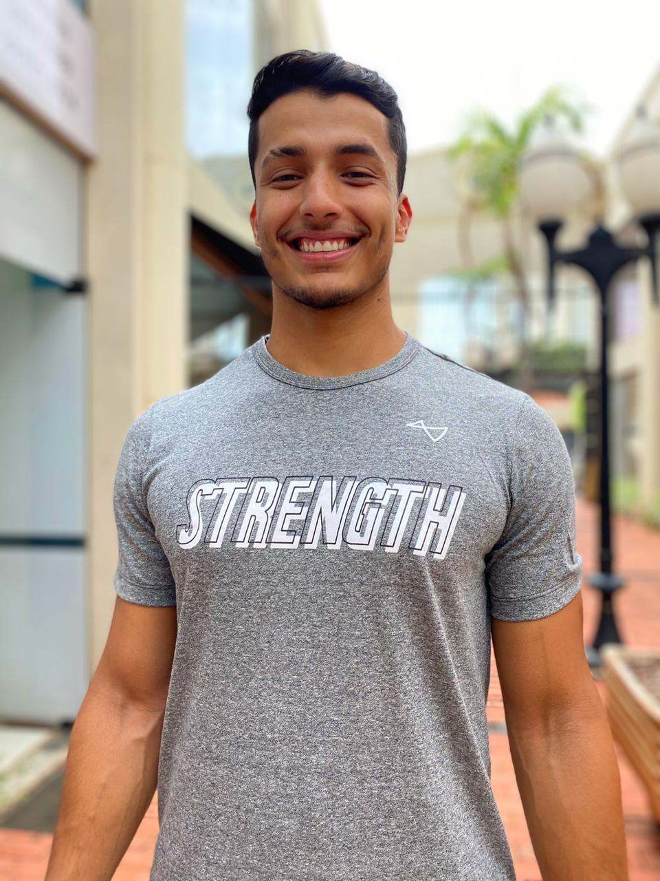 Camiseta JerkBox Strenght