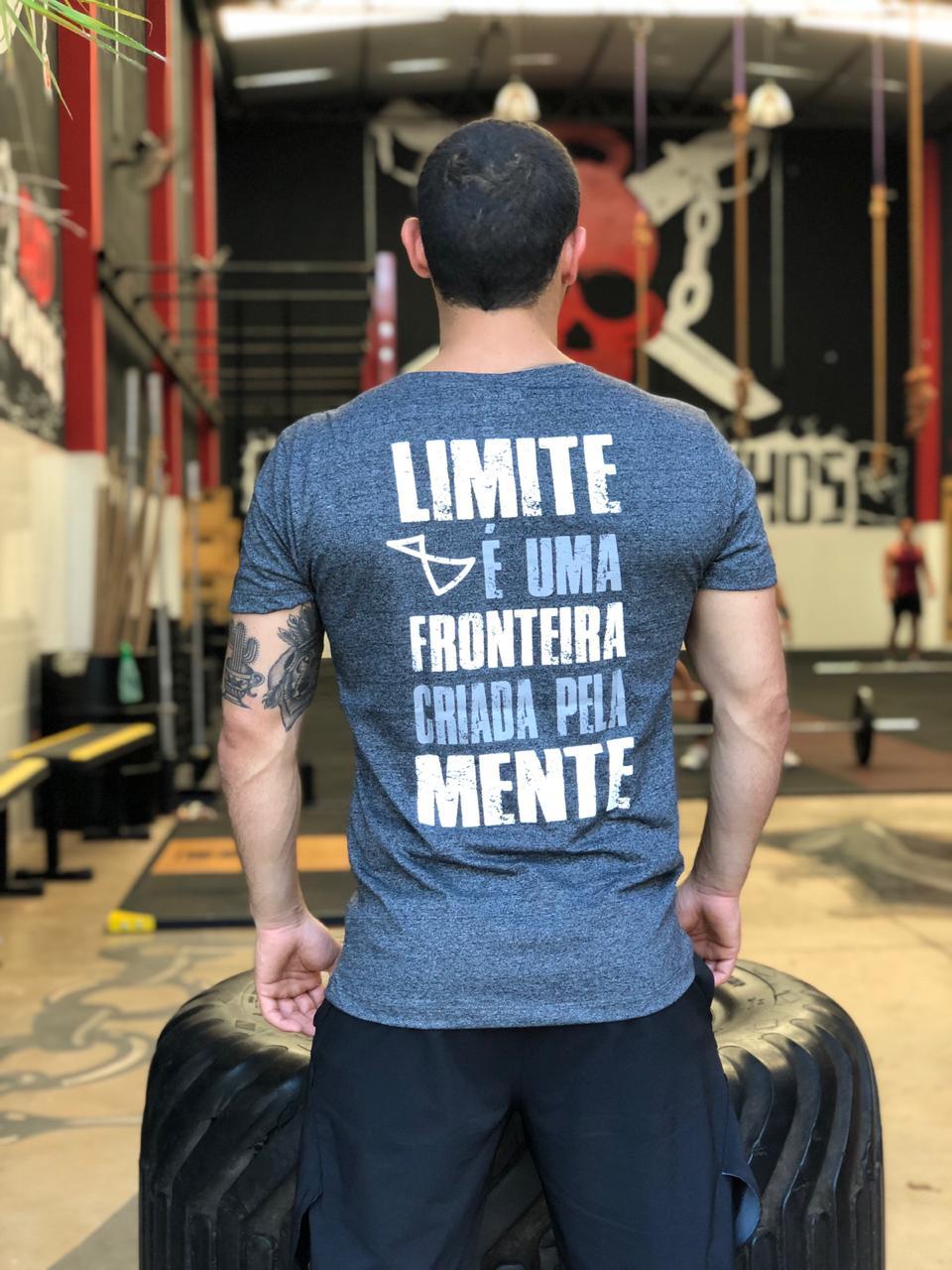 Camiseta Limite