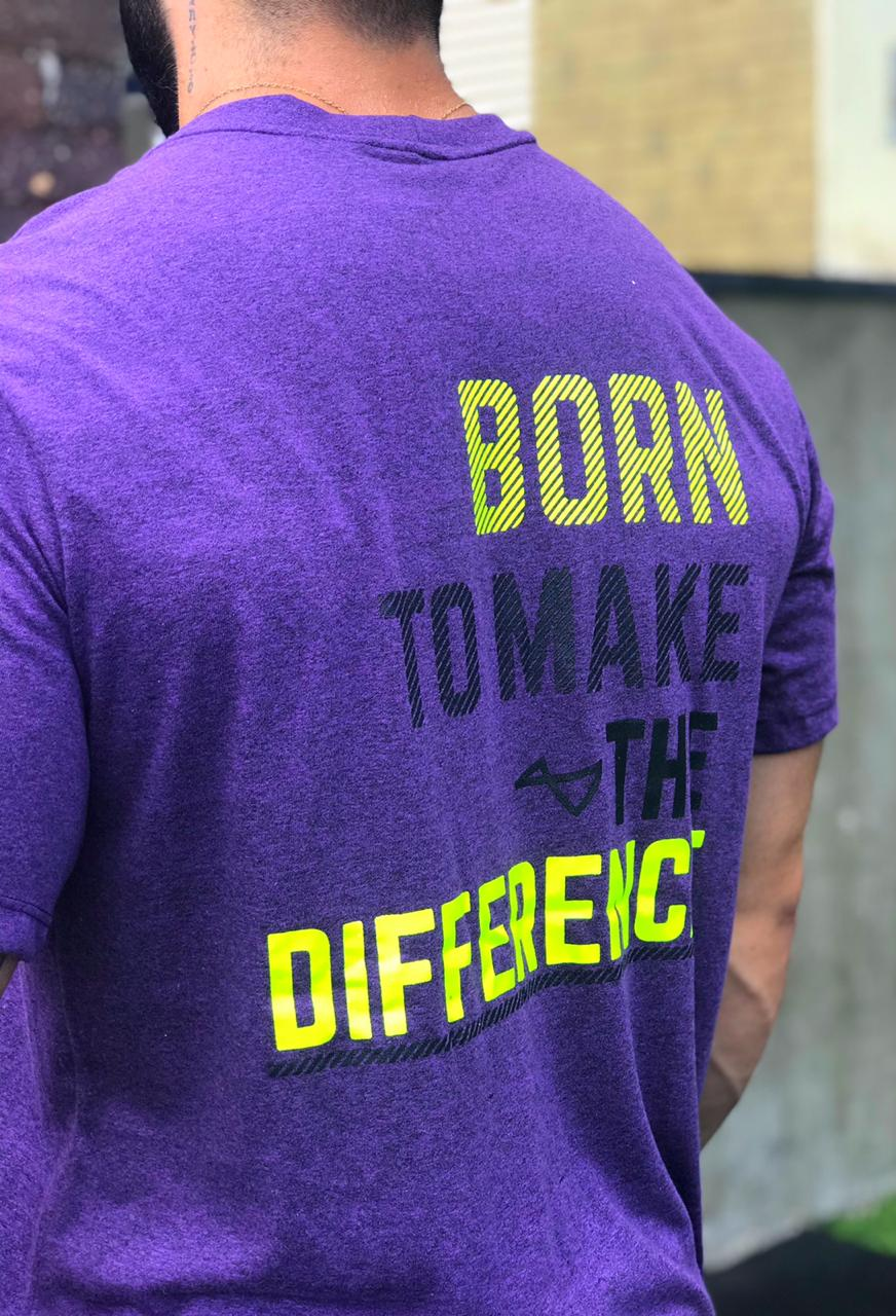 Camiseta Make the Difference