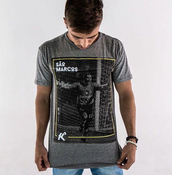 Camiseta Sao Marcos