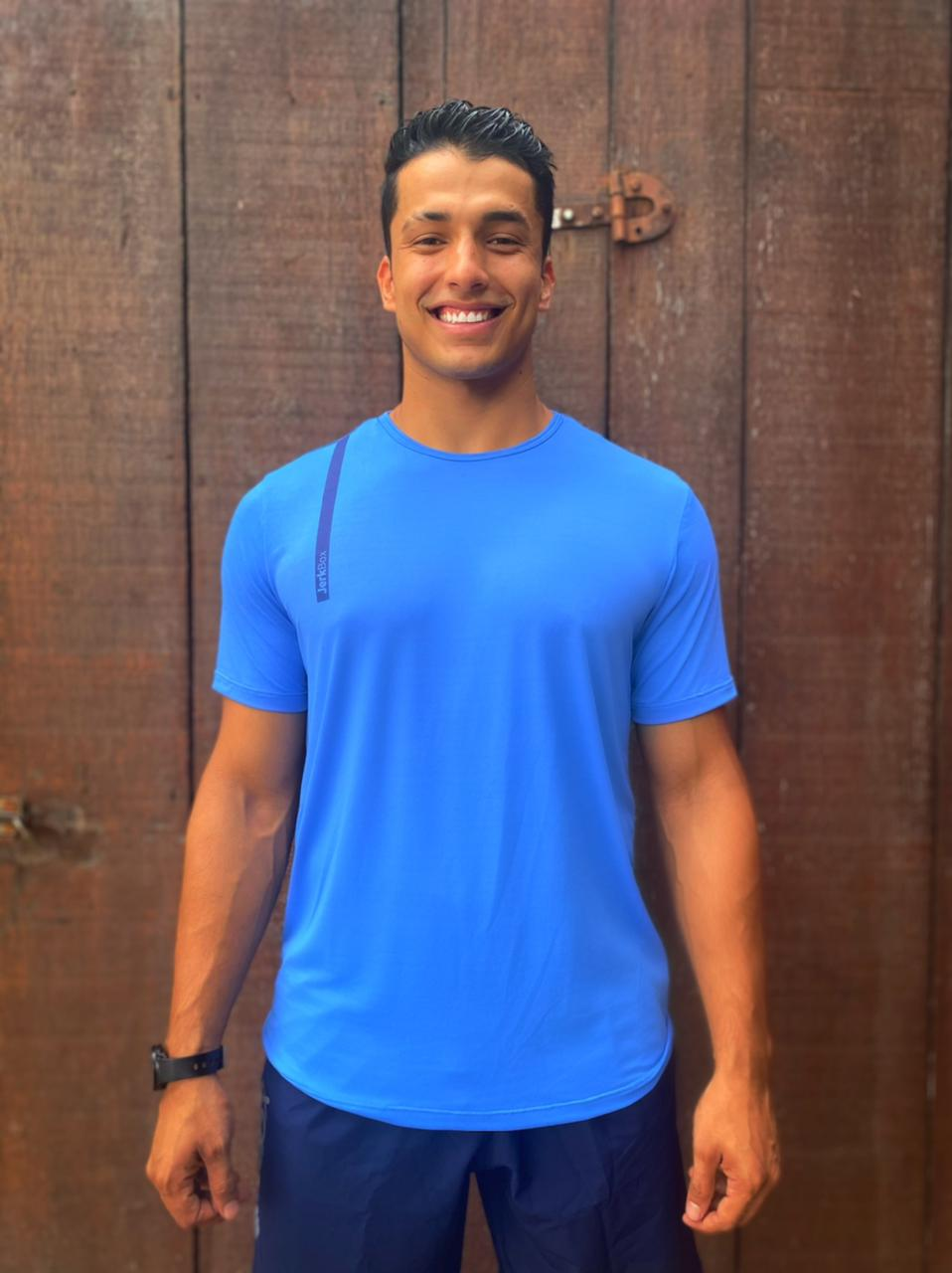 Camiseta  Soft Azul