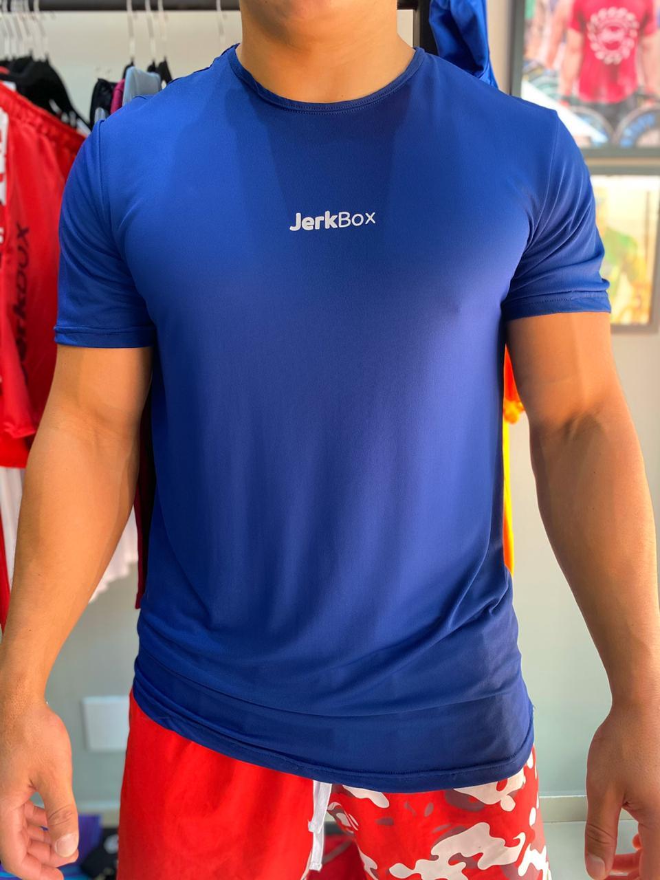Camiseta  Soft Azul Marinho