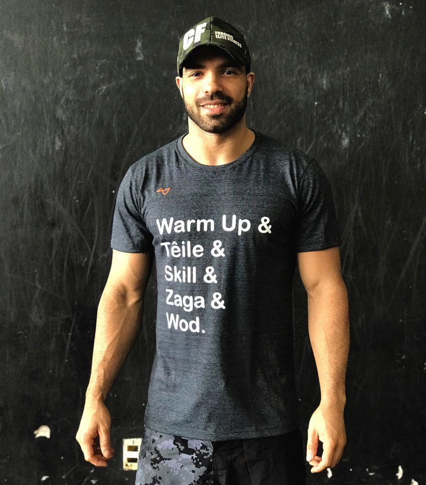 Camiseta Teile & Zaga