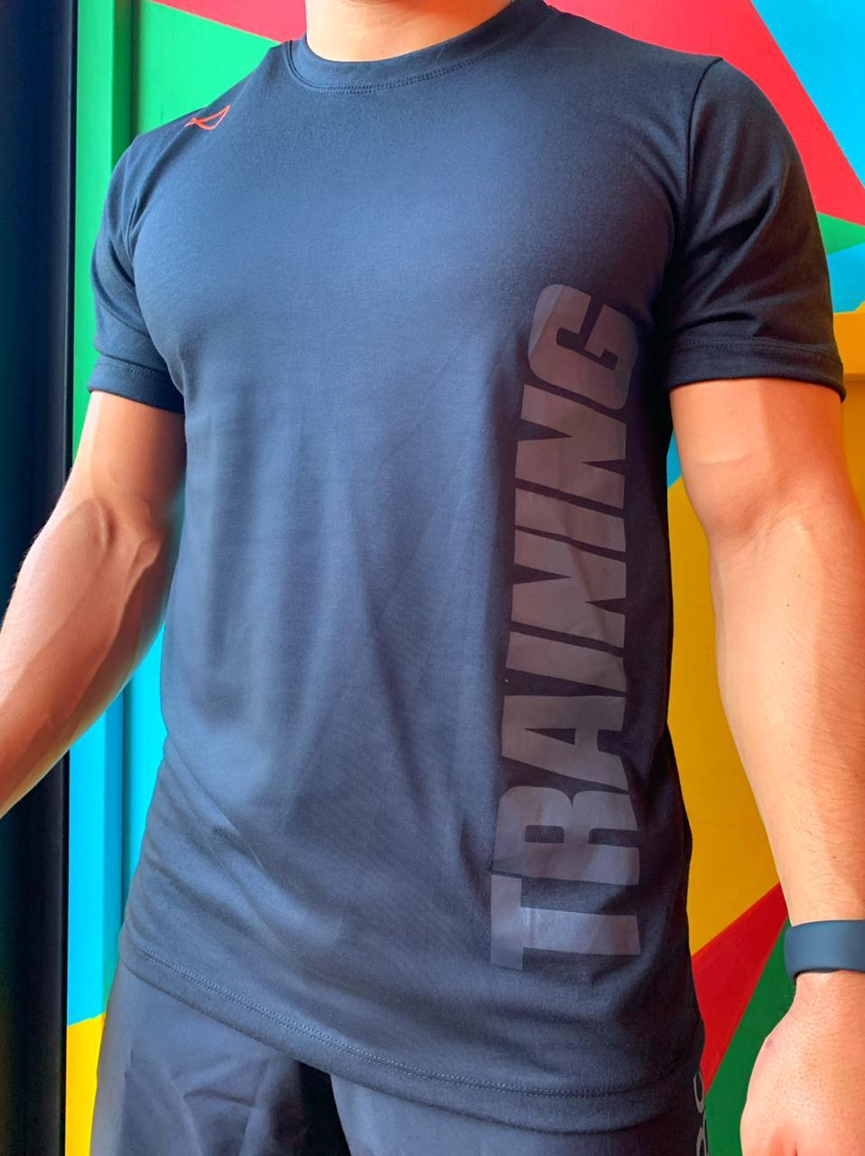 Camiseta Training Preta