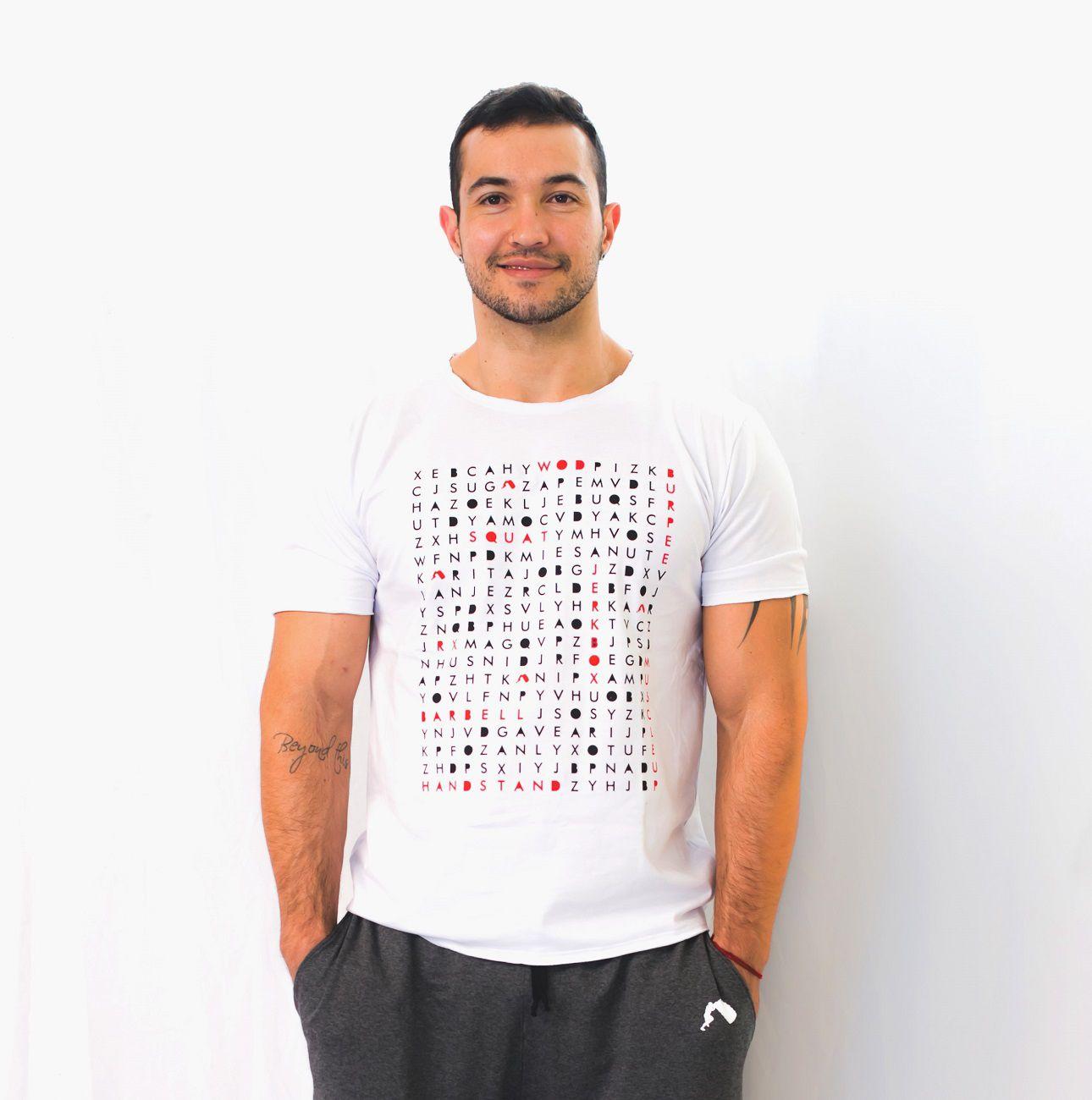 Camiseta Words
