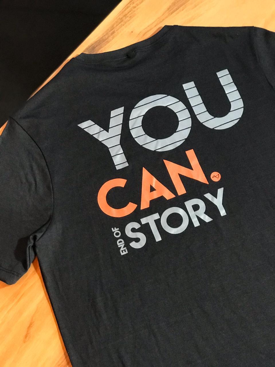 Camiseta You Can