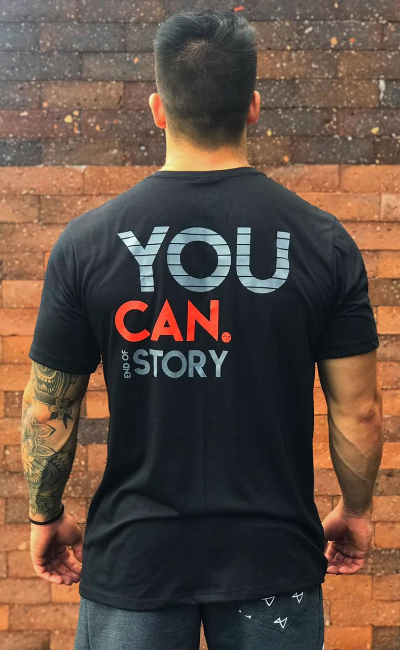 Camiseta You Can
